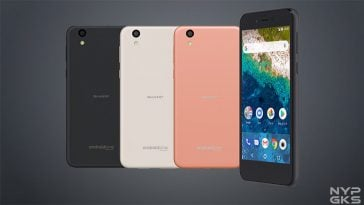 Sharp S3 Android One Philippines