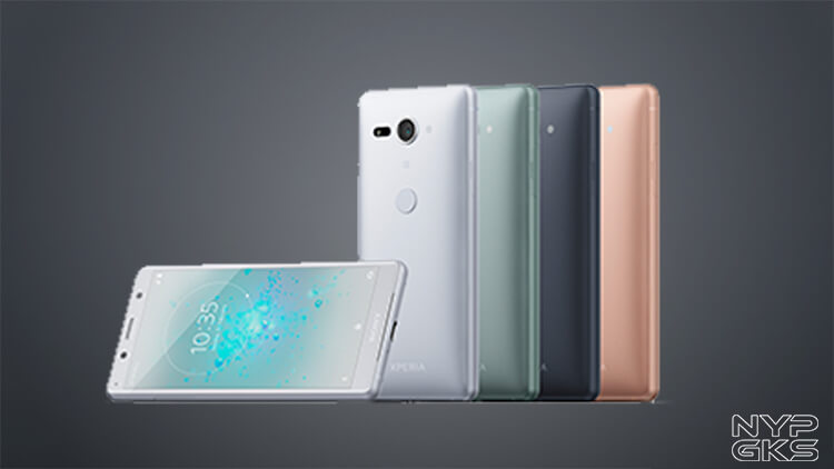 Sony Xperia XZ2 Compact - Features