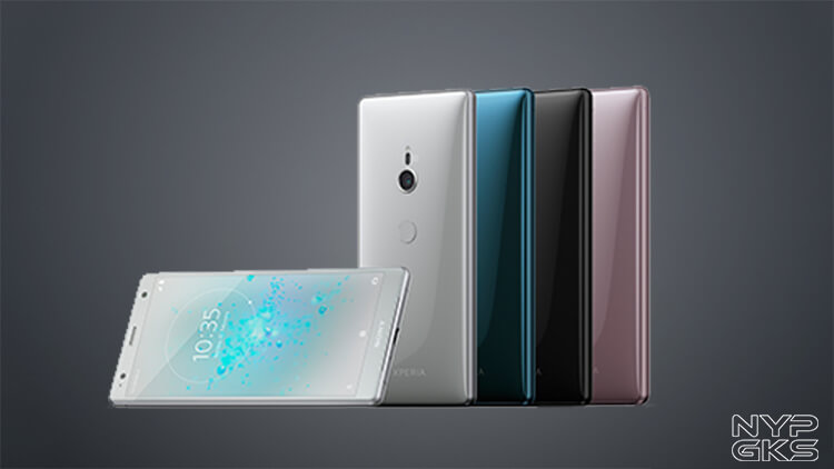 sony xperia xz2 price specs features availability