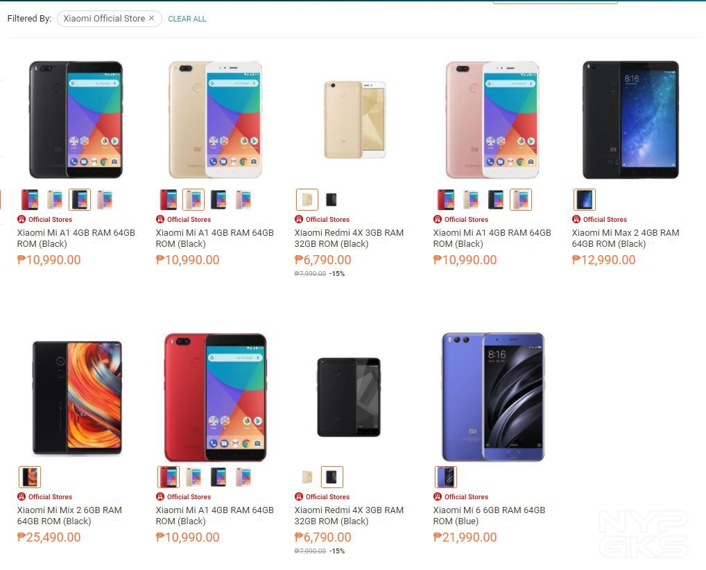 Xiaomi puts up official store in Lazada Philippines | NoypiGeeks