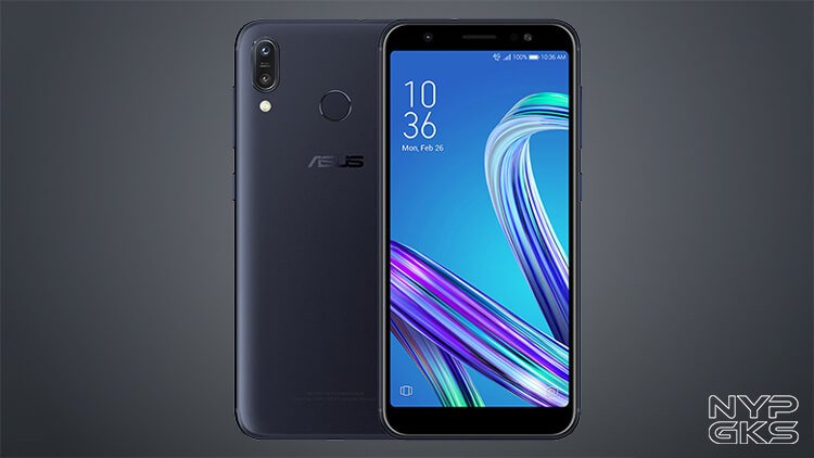 ASUS Zenfone Max M1 specs features availability