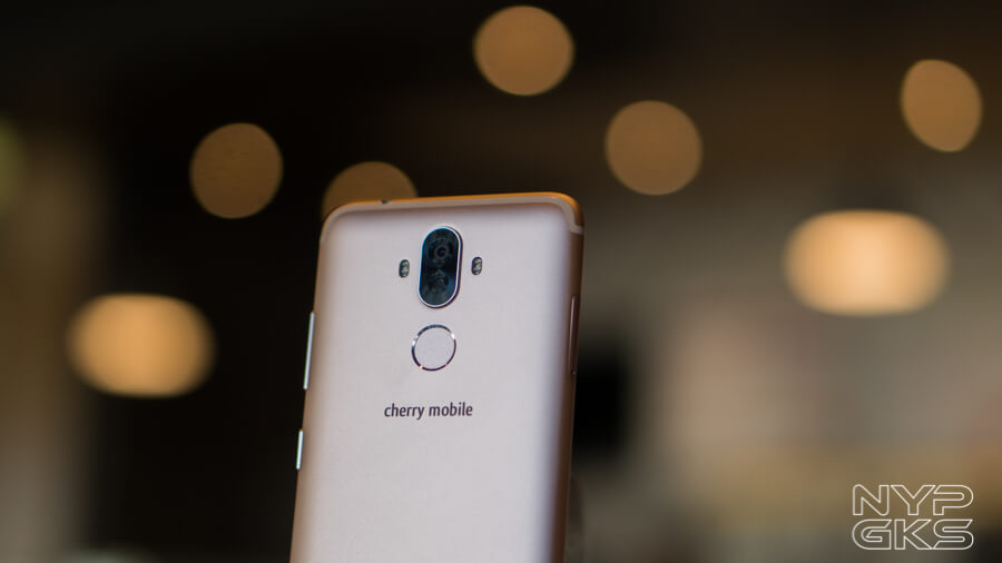 Cherry Mobile Flare S6 Plus camera quality