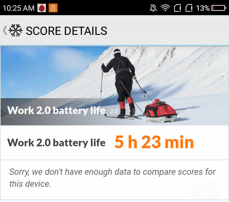 Cherry Mobile Flare S6 Plus battery