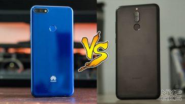 Huawei Nova 2 Lite vs Nova 2i - NoypiGeeks