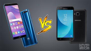 Huawei Nova 2 Lite vs Samsung Galaxy J7 Core Specs Comparison — NoypiGeeks