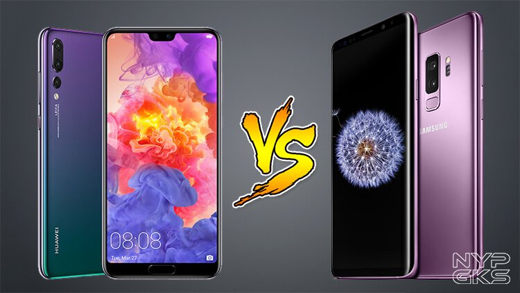 Huawei P20 Pro vs Samsung Galaxy S9 Plus Specs Comparison — NoypiGeeks
