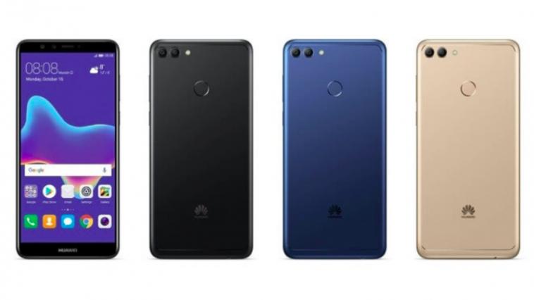 Huawei-Y9-2018-Specs
