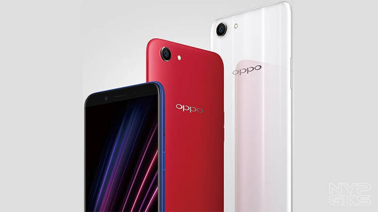 Oppo A1 Silently Revealed In China Touts Midrange Level