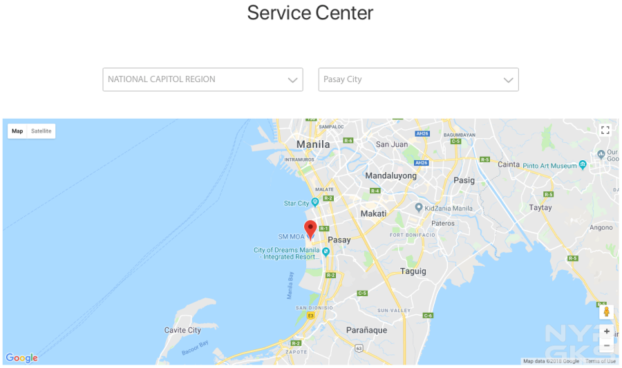 OPPO-Service-Centers-Philippines