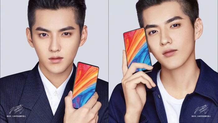 Xiaomi Mi MIX 2S leaked