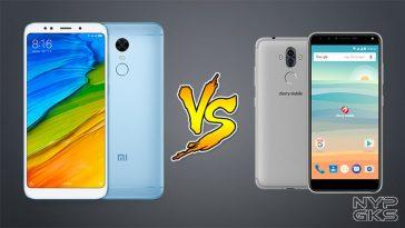 Xiaomi Redmi 5 Plus vs Cherry Mobile Flare S6 Plus Specs Comparison - NoypiGeeks