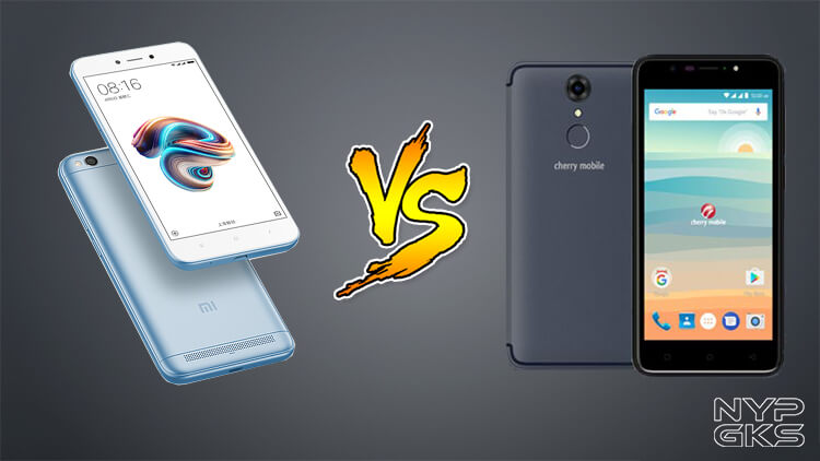 Xiaomi Redmi 5A vs Cherry Mobile Flare S6 Specs Comparison — NoypiGeeks