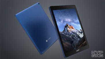 Acer Chromebook Tab 10 — noypigeeks