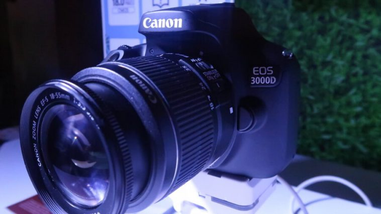 Canon Eos 3000d And 1500d Launched In The Philippines