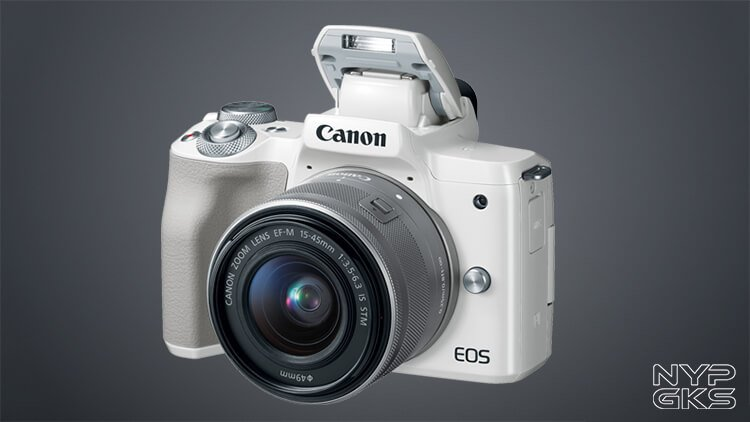 Canon Eos M50 Mirrorless Camera Now In The Philippines