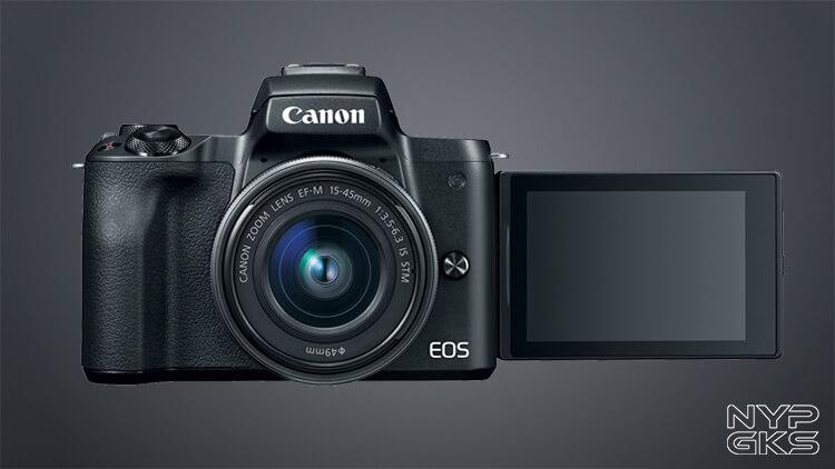 Canon EOS M50 mirrorless camera Philippines — NoypiGeeks