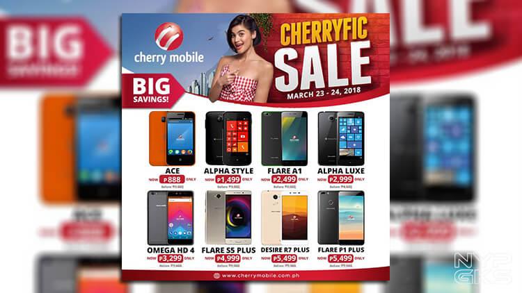 cherry mobile cherryfic sale