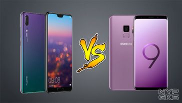 Huawei P20 vs Samsung Galaxy S9 — NoypiGeeks