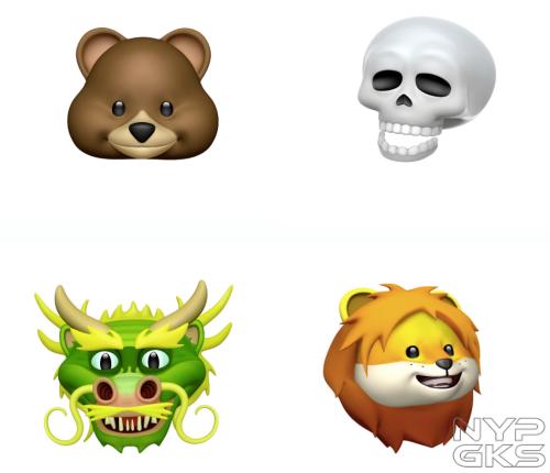 iOS-11-3-new-animojis-NoypiGeeks