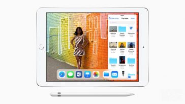 Apple iPad 2018 — NoypiGeeks