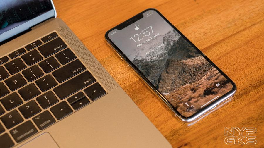 iPhone X feature — NoypiGeeks