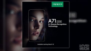 oppo a71 2018 philippines launch