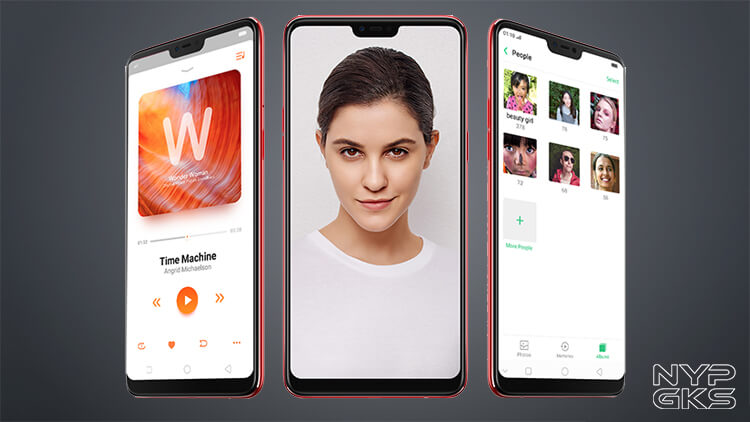 OPPO F7 official