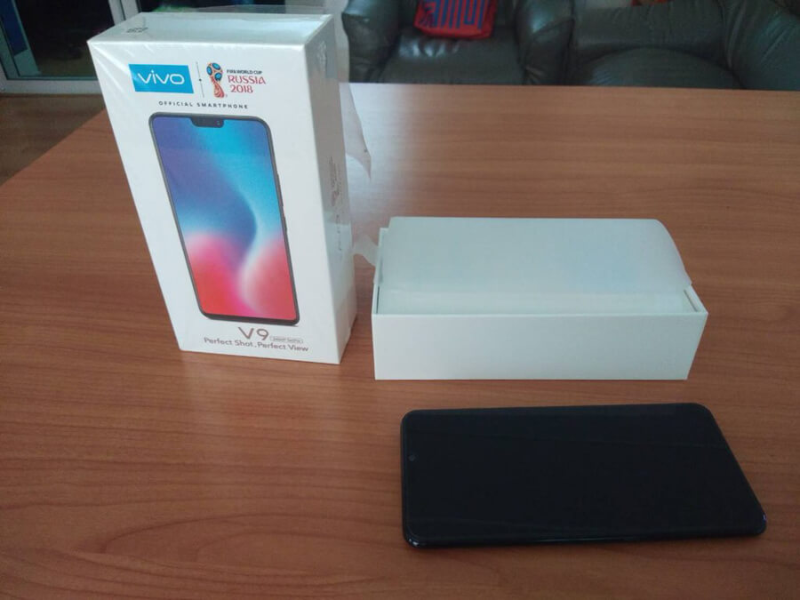 Iphone 6 Specs >> Vivo V9 specs, live photos, and promo videos leaked | NoypiGeeks