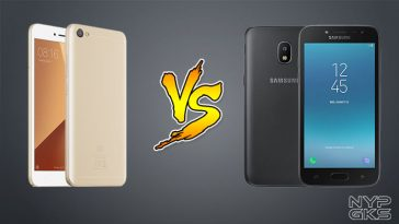 Xiaomi Redmi 5A vs Samsung Galaxy j2 Pro - NoypiGeeks