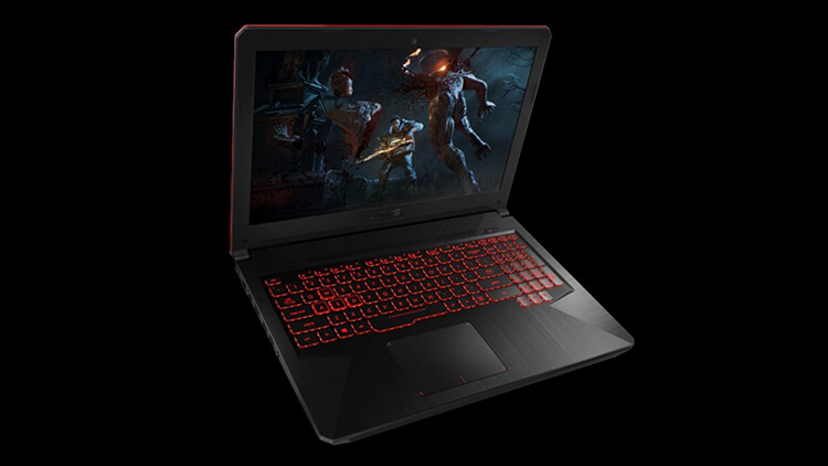 ASUS FX504 TUF gaming laptops - Specs, Features, Availability
