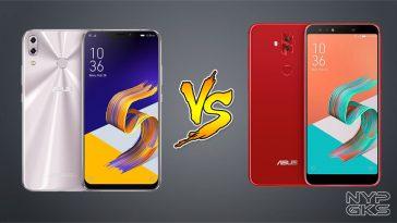 ASUS Zenfone 5 2018 vs ASUS Zenfone 5Q