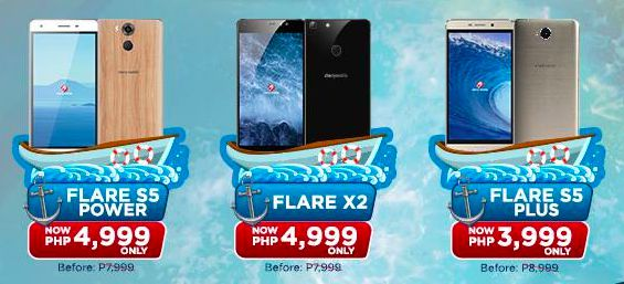 Cherry-Mobile-Flare-X2-S5-Plus-Power