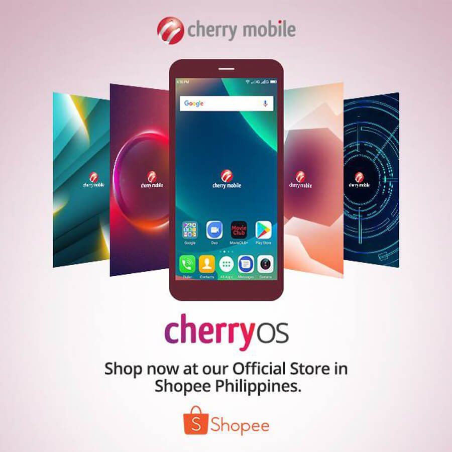 Cherry Mobile official Shopee store