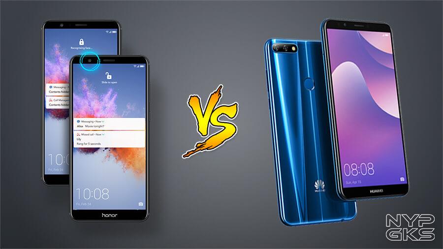 Honor 7X vs Huawei Nova 2 Lite Specs comparison