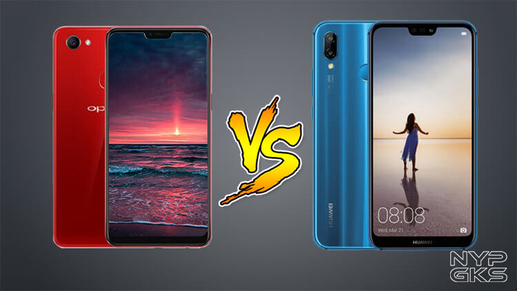 Huawei Nova 3e vs OPPO F7 Specs Comparison — NoypiGeeks