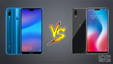 Huawei P20 Lite vs Vivo V9 Specs Comparison — NoypiGeeks