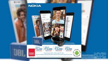 Nokia Amazing April Deals