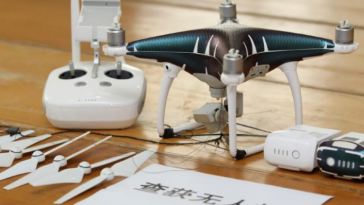 Smuggled-iPhones-China-Aerial-Drone