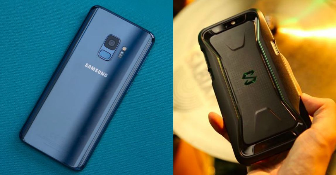 Xiaomi-Black-Shark-vs-Samsung-Galaxy-S9-Specs-Comparison