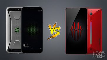 Xiaomi Black Shark vs ZTE Nubia Red Magic Specs Comparison — NoypiGeeks