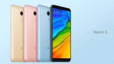 Xiaomi-Redmi-5-2GB-16GB-Philippines