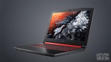 Acer Nitro 5 — NoypiGeeks