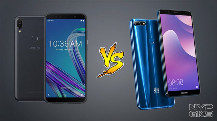 Asus Zenfone Max Pro M1 Vs Huawei Nova 2 Lite Specs Comparison
