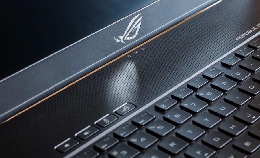 New ASUS Zephyrus laptops features