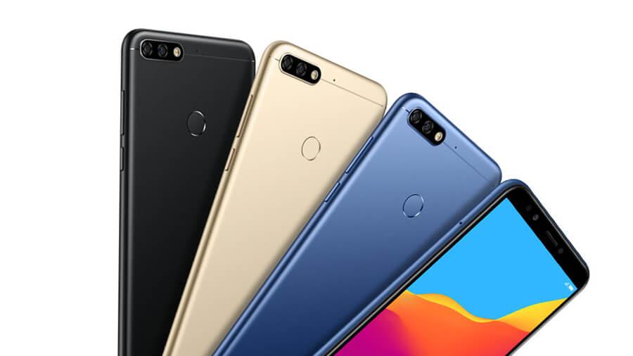 Huawei Honor 7A Specs List