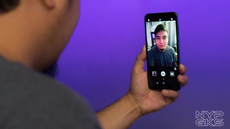 Huawei Nova 2 Lite - Selfie Camera