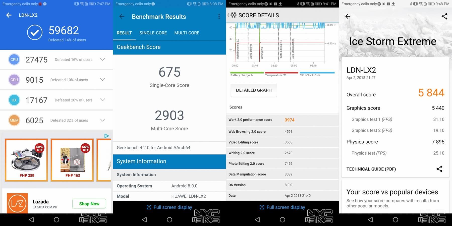 Huawei-Nova-2-Lite-benchmarks