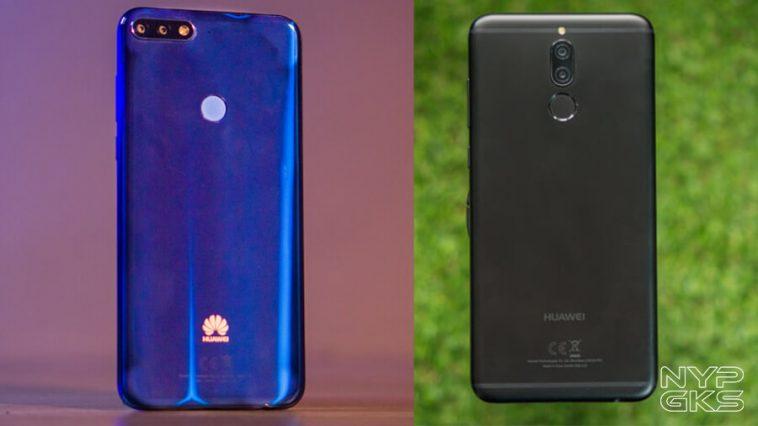 Huawei Nova 2 Lite vs Nova 2i: Benchmarks Comparison