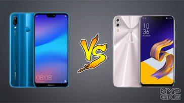 Huawei-P20-Lite-vs-ASUS-Zenfone-5-2018-Specs-Comparison