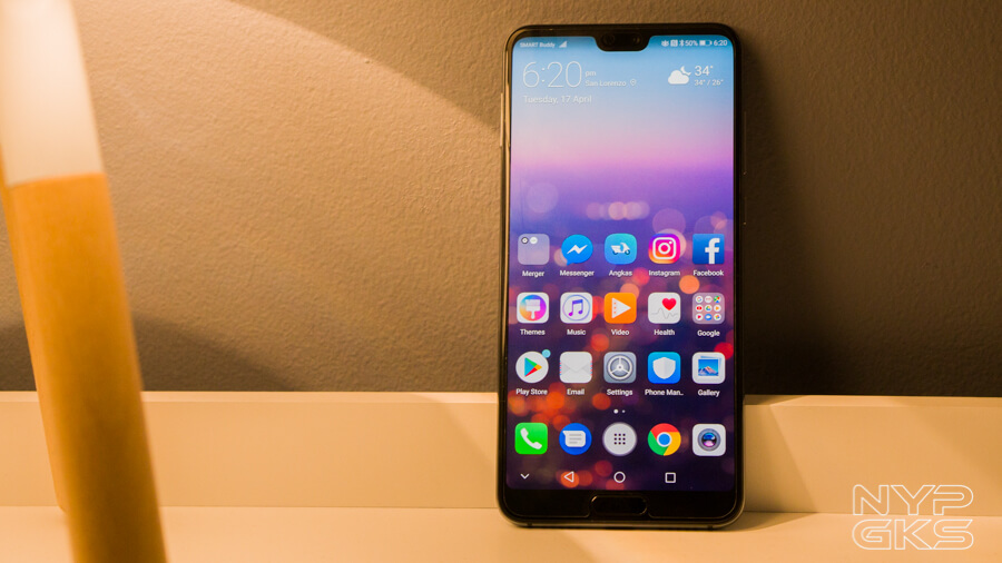 Huawei P20 series official price Philippines